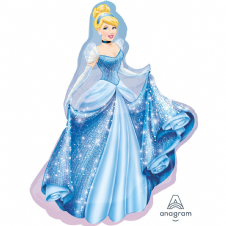 Disney Cinderella Super Shape Foil Balloon